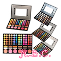 Hot sale Pro 120 Full Color Eyeshadow Palette Eye Shadow Makeup 4 styles Options For eye Make Up Party Show