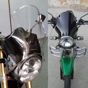 10PCS 5MM Universal Motorcycle Bolts Kit Windscreen Windshield Screws Cafe Racer Motocross For Kawasaki Z900 Z1000 Z1000SX YZF(China)