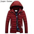 Free shipping Free shipping Winter 2017 new Jackets And Coats Thick Warm Fashion Casual Hooded cotton wadded coat 105yw