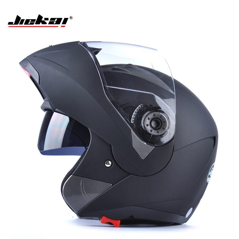 fc36d689 ... JIEKAI 105 Flip Up Motorcycle helmet motocicleta casco Helmets  motorcross racing helmet. Mouse over to zoom in