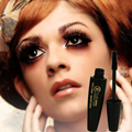 Professional Volume Curled Lashes Black Mascara Curling Tick Eyelash Lengthening Eye Makeup Mascara