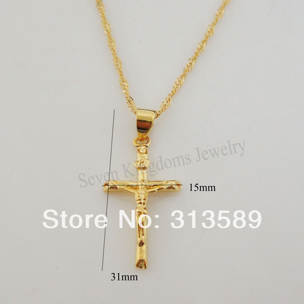 min order 10 new design 24k yellow gold overlay 18