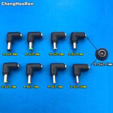 ChengHaoRan 8 In 1 New DC Power Jack 5.5 x 2.1mm Female To 6.5 4.8 4.4 4.0 3.5 3.0 2.5 2.1 1.7 1.35 mm Male Plug multi-package недорго, оригинальная цена