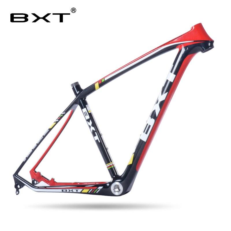 266dba384 Promoção Quadro De Carbono Full Mountain Bike De Carbono bicicleta MTB  Quadro marca BXT bicicletas 29er mountain bike 29 navio livre em Quadro da  bicicleta ...