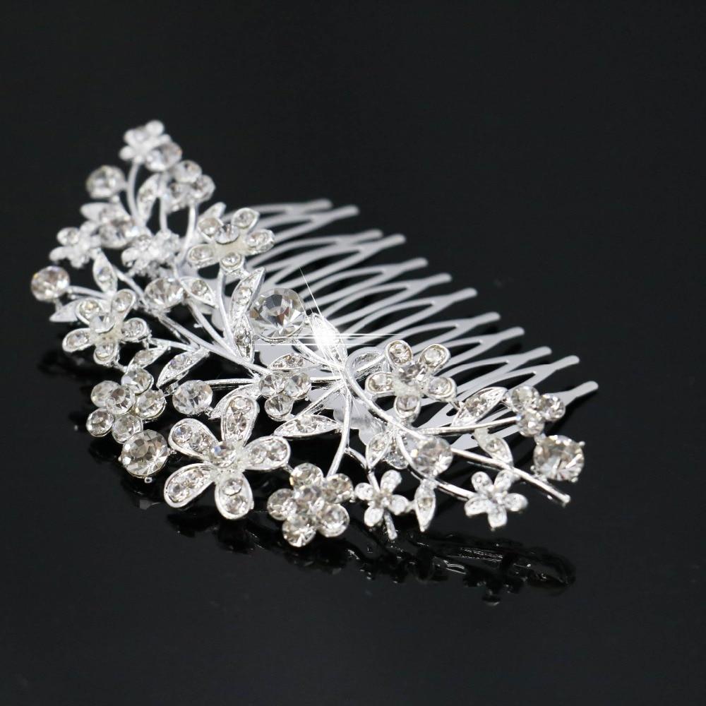 5884eb7422 ᐊWholesale Trendy Hairwear Women Accessories Elegant Crystal ...