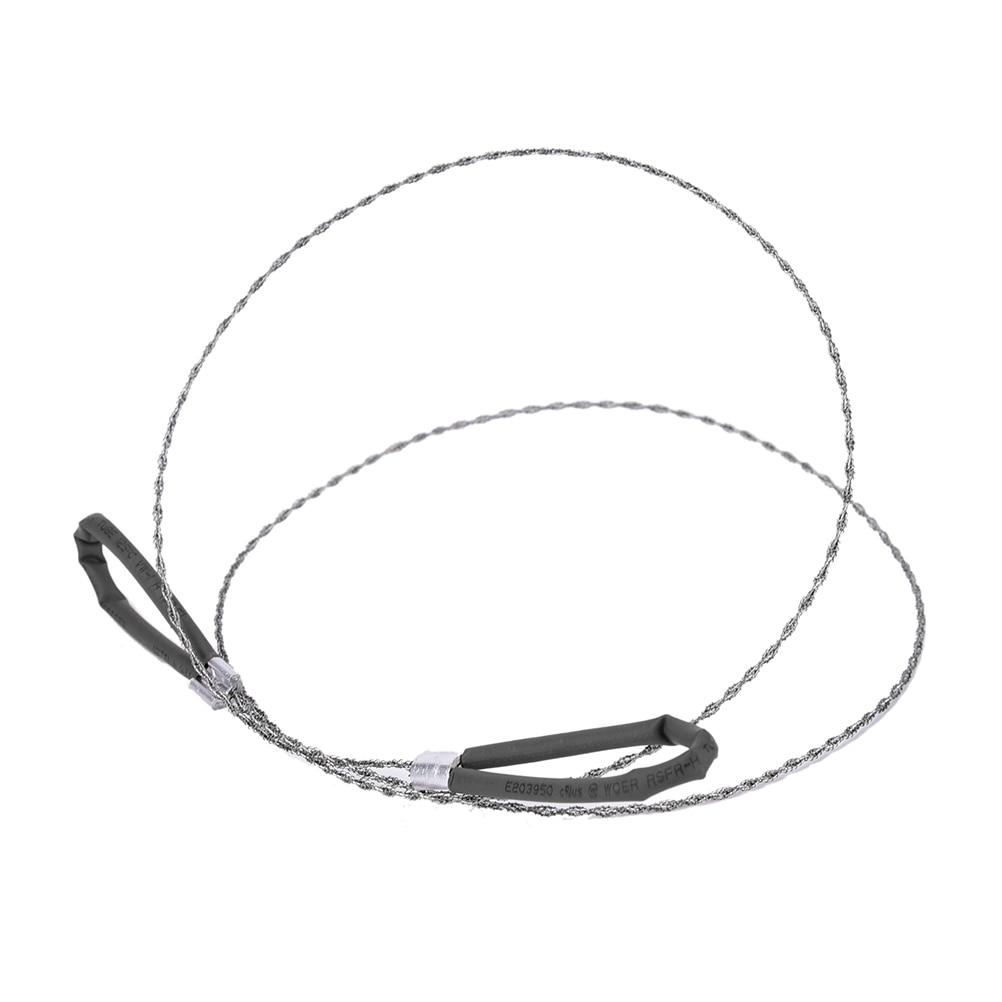 Portable Practical Emergency Survival Gear Steel Wire Kits Travel ...
