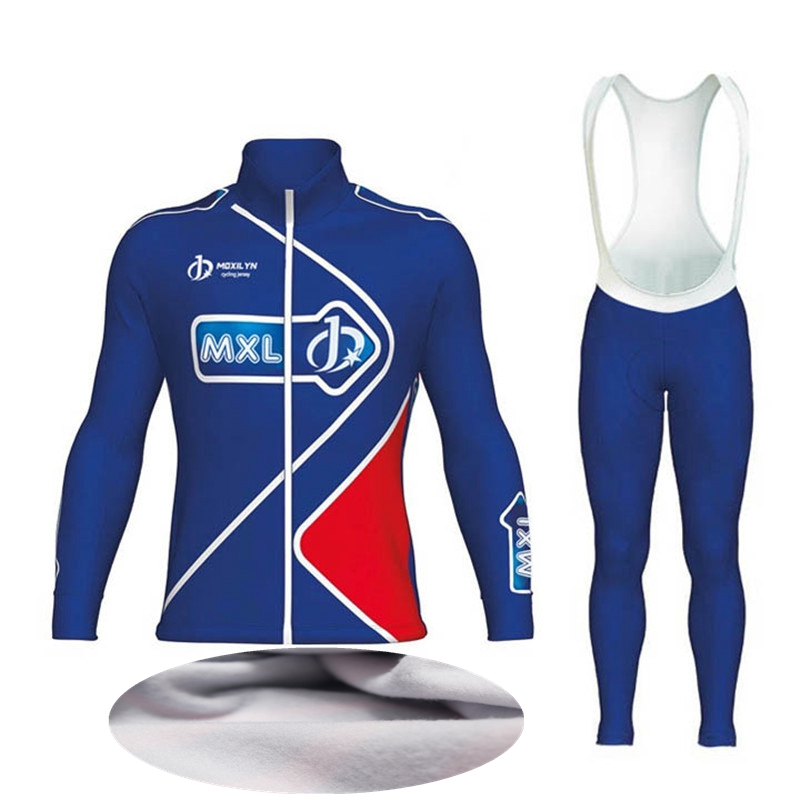 2018 moxilyn Ropa Ciclismo cycling jersey long sleeve maillot ciclismo cycling clotheing road bike riding clothes set