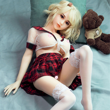 Cosdoll 140cm TPE Lifelike Silicone Sex Doll For Men