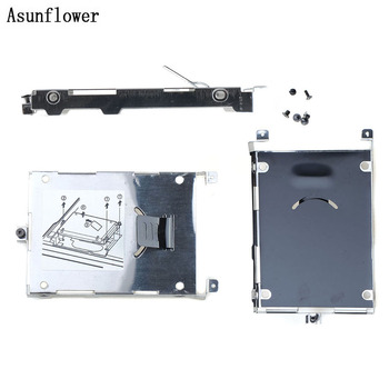 SATA Hard Drive Caddy Replacement Bracket Metal Mounting Adapter Hard Drive Holder For HP 8460P 8460W 8470P 8470W 8560W 8570W