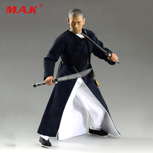 In Stock 1/6 Chinese Hero Opium and the Kung Fu Master Action Figure Rise of Legend Wong Fei-hung Model Hot Toy Collection