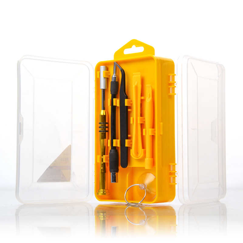Screwdriver Set 108 in 1 Sets Multi-function Computer PC Mobile Phone Cellphone Digital Electronic Device Repair Home Tools Bit