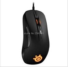 100% оригинальные SteelSeries Rival 300 csgo исчезают издание оптический градиент Gaming Mouse 6500CPI с оригинальной упаковке