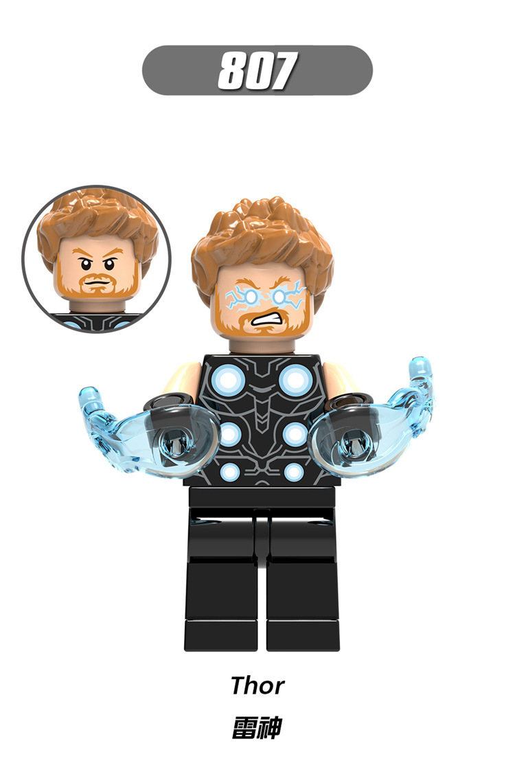 The Avengers, Rocky, Thor_1