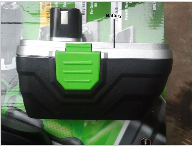 Kawasaki 19.2V Kawasaki Electric driver Battery Voltage: 220V ...