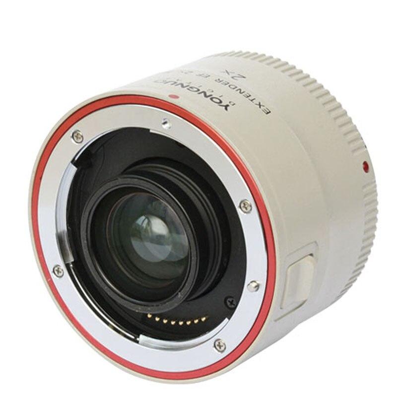 YONGNUO Teleconverter YN 2 0X III PRO 2x Teleconverter Extender Auto Focus Mount Lens Camera Lens
