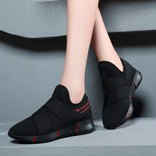 Hot Sale New Women Shoes Black Gray Sneakers Women Korean Style Vulcanize Shoes Sneakers Casual Femme Shoes Spring B0023 korean style women fashion leather sneakers pink 2018 new ins hot sale breathable casual shoes 6cm