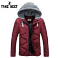 Winter Parka Men 2017 New Arrival Men Coat Hooded Casual Warm Fashion 4 Colors Youth Men Winter Coat Casaco MWM1064