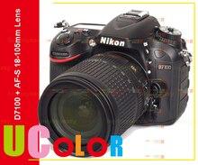 ใหม่Nikon D7100 24.1 MPกล้องDSLR + N Ikkor AF-S 18-105มิลลิเมตรf/3.5-5.6 DX VR EDเลนส์