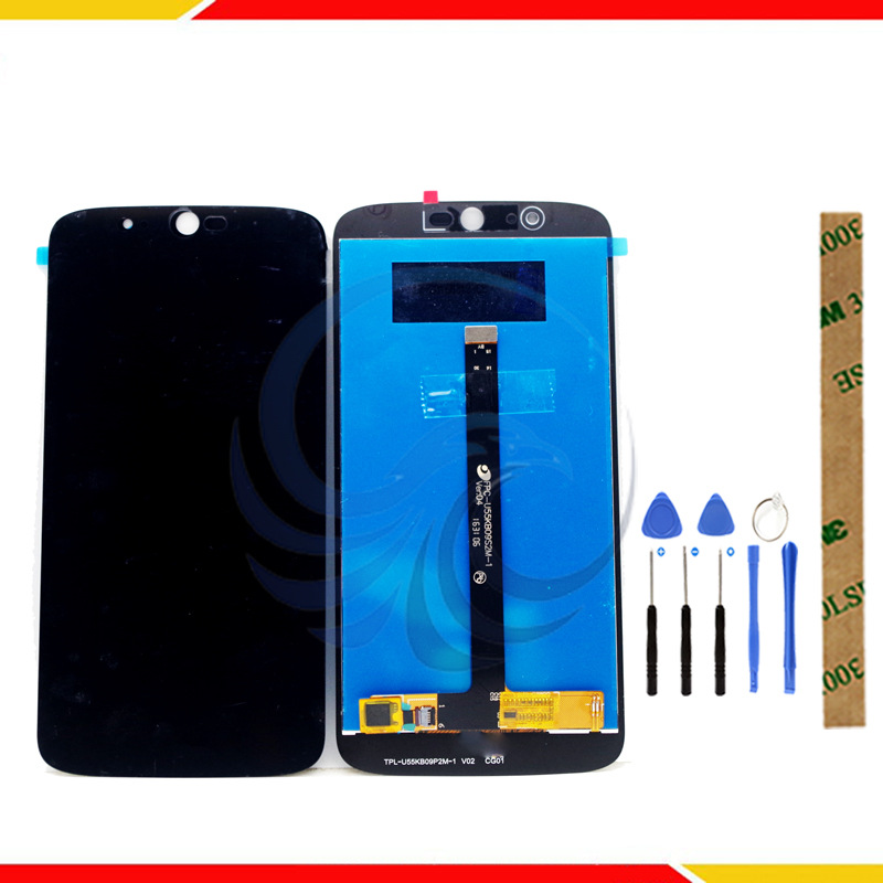Tested LCD Display Screen For Acer Liquid Zest Plus T08 Z628 LCD Display With Touch Screen Complete assembly