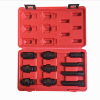Motorcycle ATV Flywheel Puller 10 Piece Flywheel Puller Set Motorcycle Repair Tool Electromagnet Rama Sets for Motorcycle