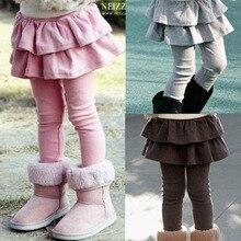Высококачественные весенне-осенние леггинсы для девочек; брюки для девочек; детские штаны