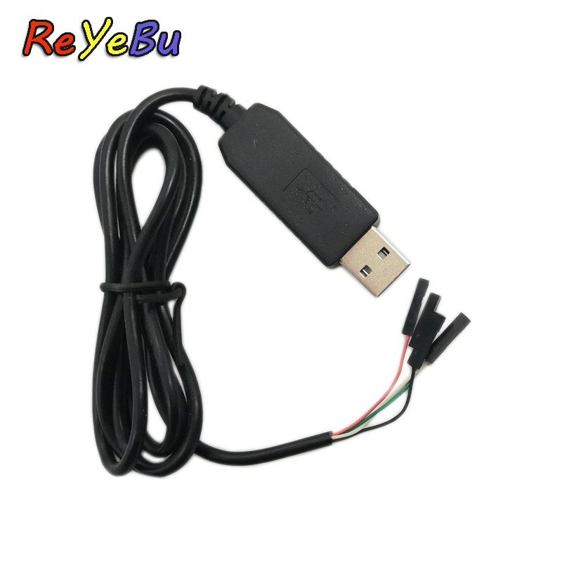 CH340G USB To TTL Module Serial Port Upgrade Download Cable RGB Indicator