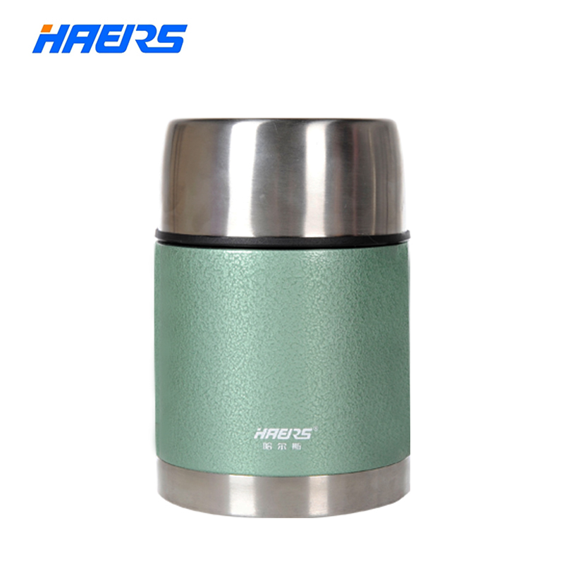 Haers Thermal Insulated BPA Free Food Grade Stainless Steel
