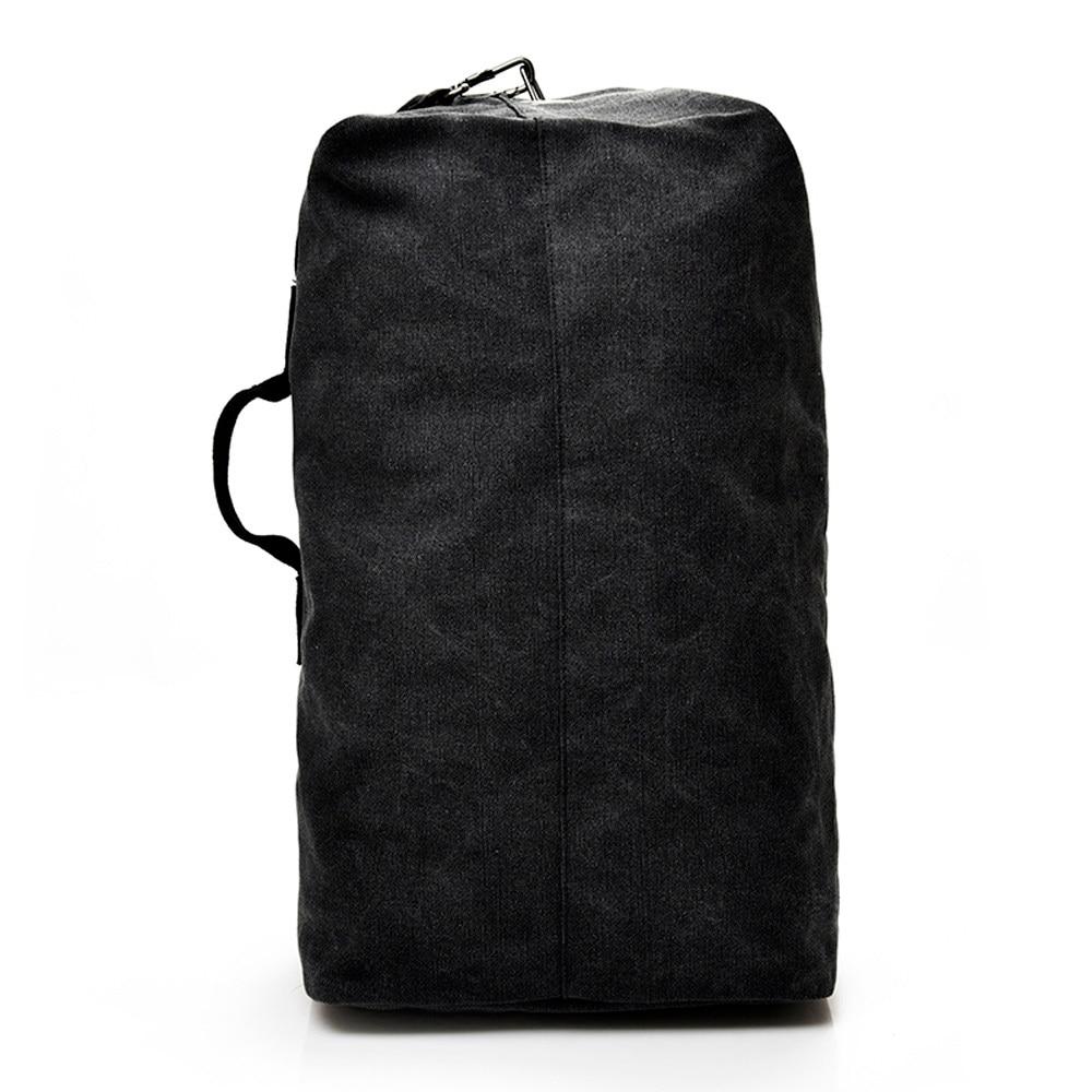 Мужской рюкзак с большой емкостью, винтажный, нейтральный, для путешествий, Холщовый Рюкзак, высокая Прямая доставка, O1001 #25|Рюкзаки|   | АлиЭкспресс