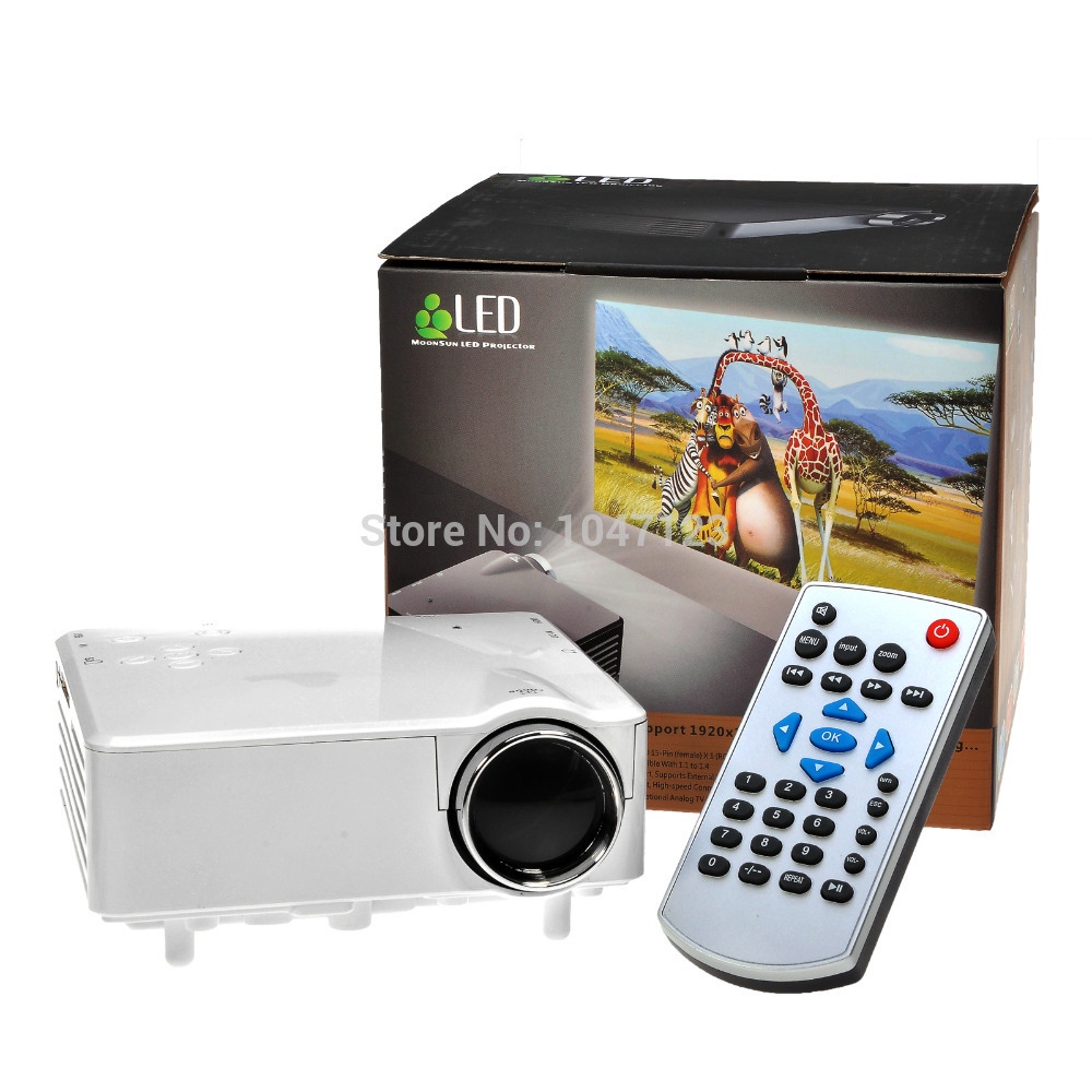 Hiperdeal Home Cinema Theater Multimedia Led Lcd Projector: ���‰Cheap!! H80 Home Cinema ˆ� Theater Theater Multimedia LED