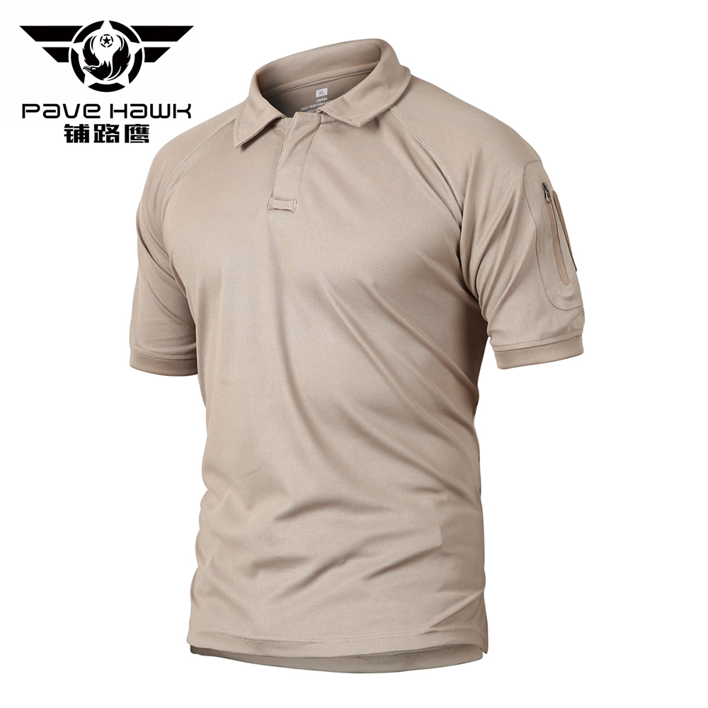 Jerseys Summer   Polos   Mens   POLO   Shirts Short Sleeve Camisas   Polo   Casual Lapel Collar Male   Polo   Shirt Military Army Tactical 5XL