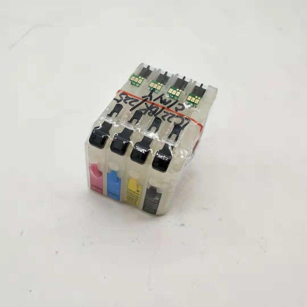 Многоразового картридж LC227 LC225 для Brother DCP-J4120DW/J4420DW/J4620DW/J4625DW/J5620DW/J5625DW/J5320DW принтер