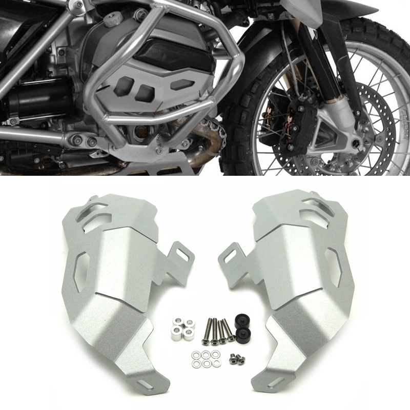 For BMW R1200GS cylinder head guards For BMW R1200GS ADV & R1200RT, 2013-ON (WATER COOLED)
