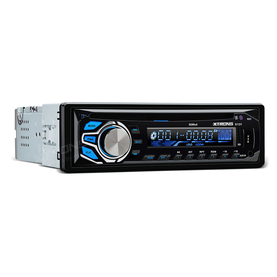 Universal One Din In Dash Single 1 DIN Car DVD Player CD MP3 FM Autoradio USB SD Auto Stereo AUX Input AV Out 12V Car Audio MP4 1din car headunit fix panel car stereo car cd dvd player 1din usb sd fm aux in car radio player mp3 single din detachable panel