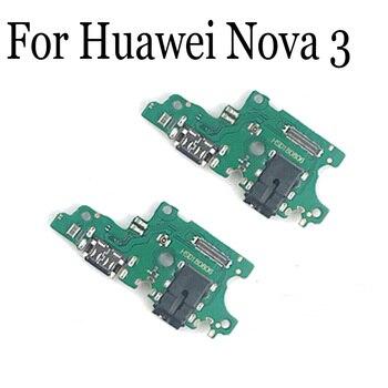 New Original For Huawei Nova 3 USB Dock Charging Port Board For Huawei Nova 3 Flex Cable Module Board Replacement Parts Nova3