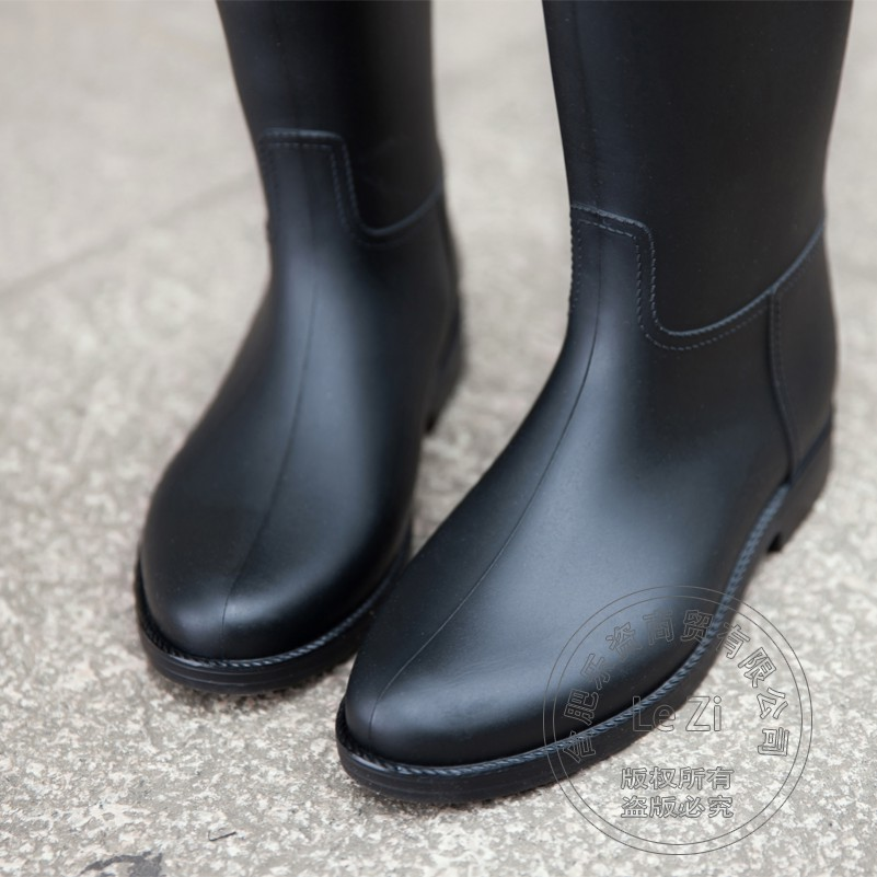 Lined Rain Boots Promotion-Shop for Promotional Lined Rain Boots ...