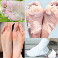 Foot peeling renewal mask baby foot skin smooth exfoliating feet mask foot care scholl sosu as XMAS gift 25 pairs/lot