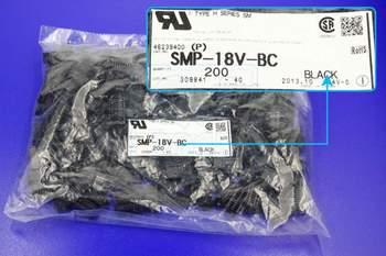 SMP-18V-BC JST Connectors terminals housings 100% new parts
