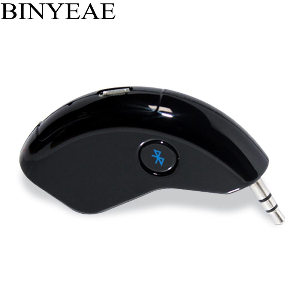 Sonderabschnitt Dual Link Mini Streambot Tragbare Bluetooth 4,1 Car Kit Drahtlose Audio Empfänger Aux 3,5mm Auto Musik Adapter Tragbares Audio & Video Funkadapter