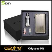 Aspireชุดบุหรี่อิเล็กทรอนิกส์โอดิสซีชุดมี3มิลลิลิตรความจุtriton 2ถังและpegasusสมัยสำหรับการสูบไอโดยไม่ต้อง18650แบตเตอรี่