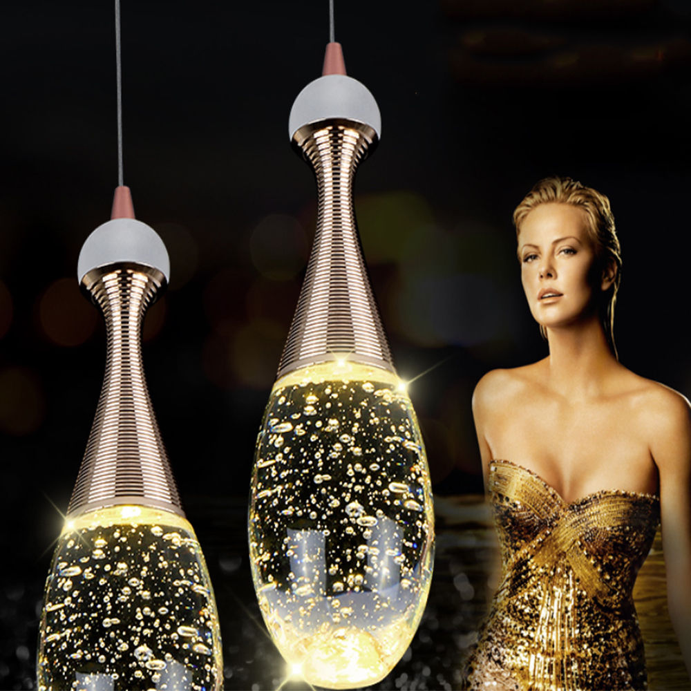 New Crystal Fixture Droplight Ceiling Light Restaurant Pendant Lamp Lighting Home Corridor Loft Bedroom Hall Club Decor Gift New s vintage loft crystal fixtures lamp light glass pendant lighting cafe bar hall club store restaurant balcony