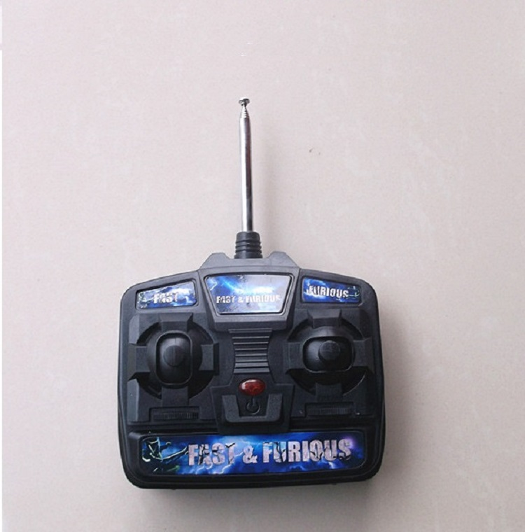 1 Set Children Electric Car 27MHZ Remote Control + Receiver High Power Remote Controller Transmitter for RC Cars Accessories ocday rc submarine 27mhz 6ch seawolf high speed remote control electric navy diving submarine model toys for children gifts