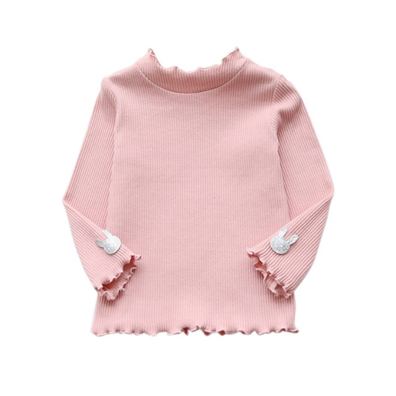все цены на Autumn And Winter Girls sweaters Fashion Korean Cotton Long-Sleeved Sweater baby girl