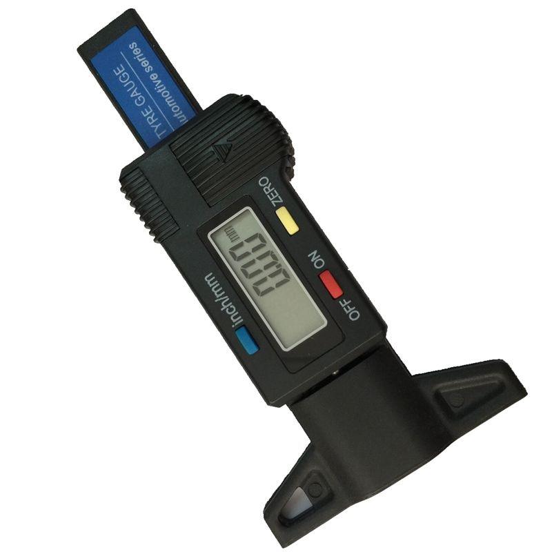 0,01 mAutomobilio padangos skaitmeninis protektoriaus gylio matuoklis - Matavimo prietaisai - Nuotrauka 4