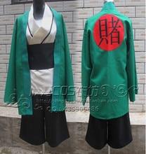 Envío libre anime NARUTO Tsunade cosplay traje cualquier tamaño