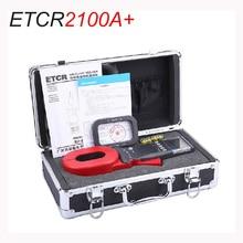 Etcr2100a + braçadeira digital na terra resistência tester medidor/braçadeira resistência à terra tester