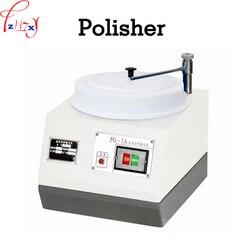 Pojedyncze głowy próbki maszyny do polerowania PG-1A miniaturowe ławka maszyna do polerowania próbki maszyny do polerowania 220/380 V