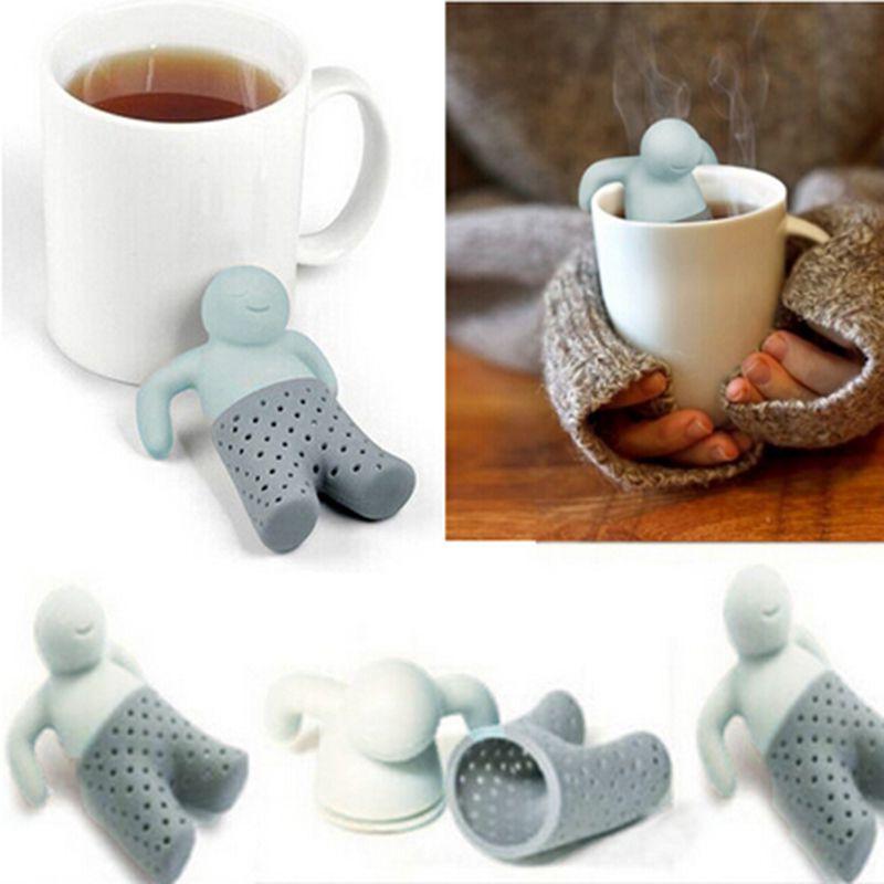 Silicone-Tea-Strainer-Interesting-Life-Partner-Cute-Mister-Teapot-MR-Little-Man-People-Tea-Infuser-Filter (1)