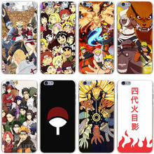Naruto Case for iPhone (8 Types)