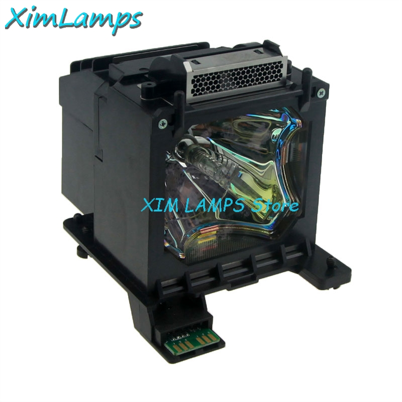 XIM Lamps MT70LP/50025482 High Quality Projector Lamp Bulb with Housing/Case Replacement for NEC MT1070 MT1075 xim lisa lamps brand new mt70lp 50025482 high quality replacement projector bare lamp for nec mt1075 mt1075 mt1075g