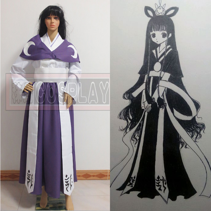 Anime Tsubasa Reservoir Chronicle Princess Tomoyo Cosplay